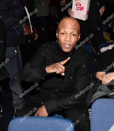 Editorial photo of Throne Boxing Fight Night at The Theater at Madison Square Garden, New York, America - 09 Jan 2015