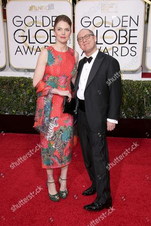 Leslie Stefanson and James Spader