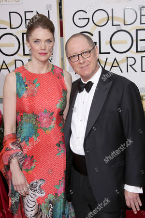 Editorial photo of 72nd Annual Golden Globe Awards, Arrivals, Los Angeles, America - 11 Jan 2015