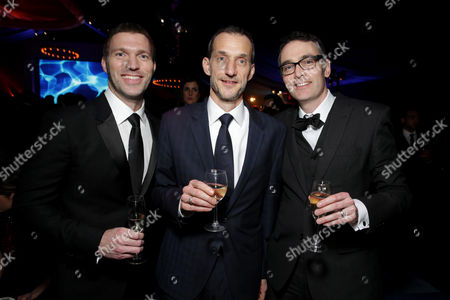 Travis Knight, Anthony Stacchi, Graham Annable