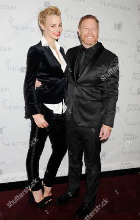 Jessica Roffey and Ryan Kavanaugh