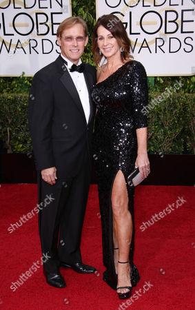 Bart Conner and Nadia Comaneci