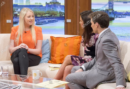 Editorial image of 'Good Morning Britain' TV Programme, London, Britain. - 12 Jan 2015