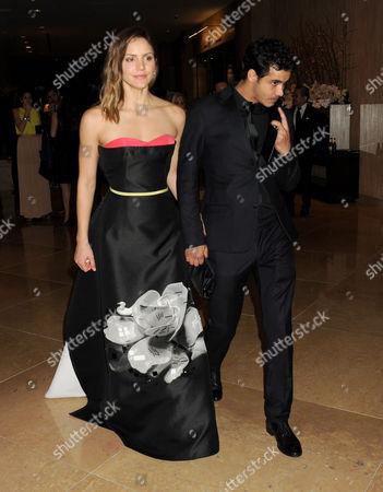 Katharine McPhee and boyfriend Elyes Gabel