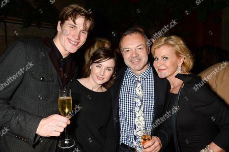 Graham Norton, Maria McErlane and guests