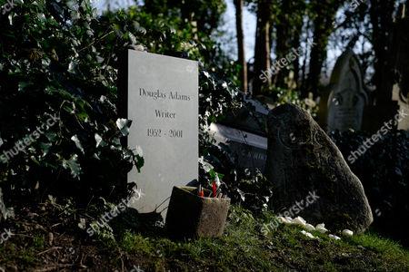 Editorial photo of Highgate Cemetery, London, Britain - 2014