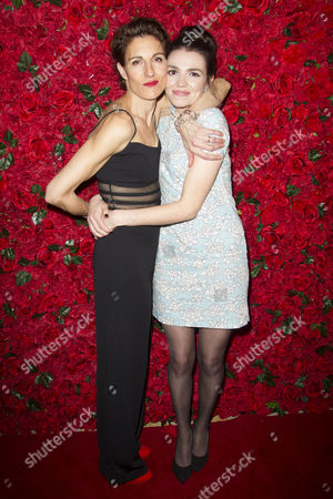 Tamsin Greig (Pepa) and Seline Hizli (Marisa)