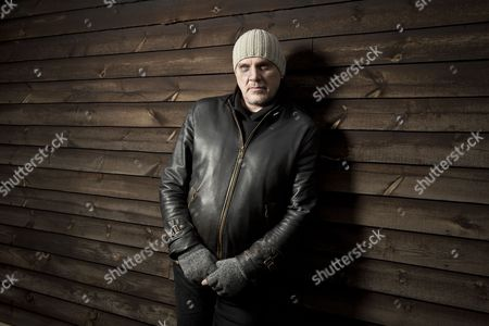 The Stranglers -  Baz Warne at the band headquarters in Frome, Somerset