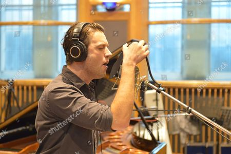 Augustines rehearsing at a studio in London - Eric Sanderson