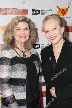 Debra Monk, Susan Stroman