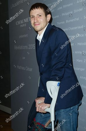 Stock Photo of Bastien Bouillon