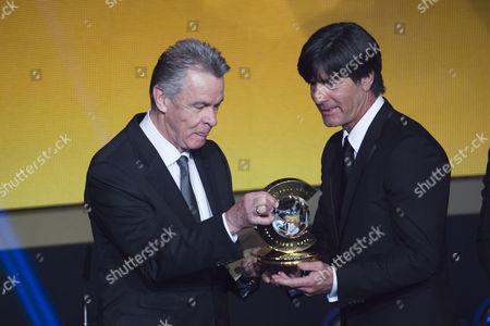 Ottmar Hitzfeld, Joachim Low