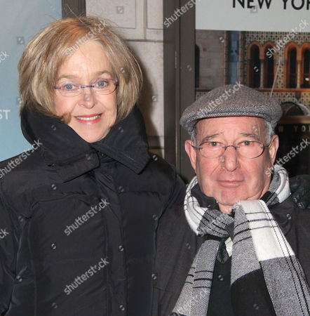 Stock Image of Jill Eikenberry and Michael Tucker