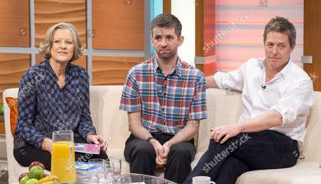 Editorial image of 'Good Morning Britain' TV Programme, London, Britain. - 14 Jan 2015