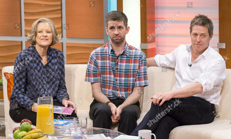 Editorial picture of 'Good Morning Britain' TV Programme, London, Britain. - 14 Jan 2015