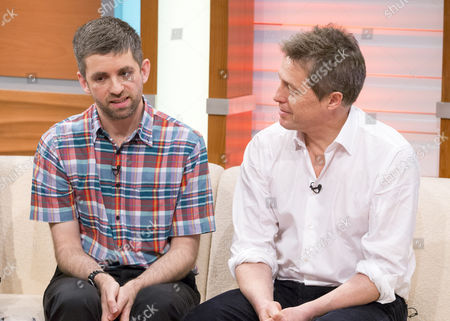 Stock Image of , Nigel Hollins and Hugh Grant