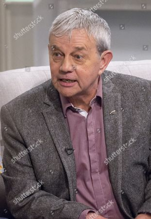 Editorial photo of 'Lorraine' ITV TV Programme, London, Britain. - 14 Jan 2015