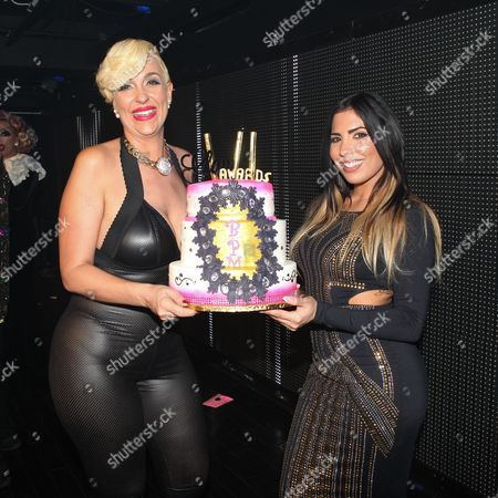 Chrissy Monroe and Natalie Guercio