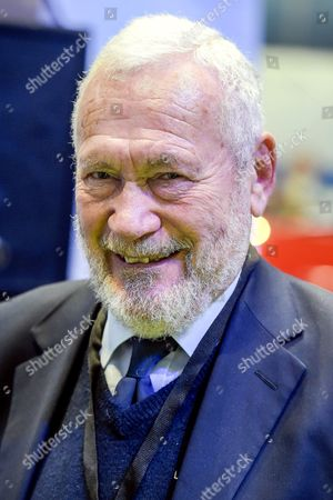 Sir Robin Knox Johnston - Sailor of the Year