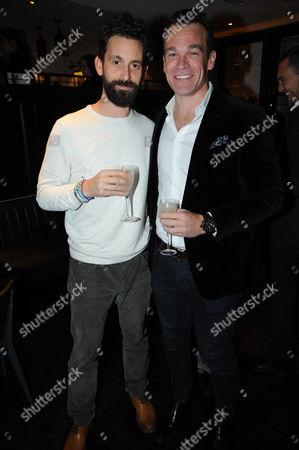 Fabrice Limon and Simon Bateman