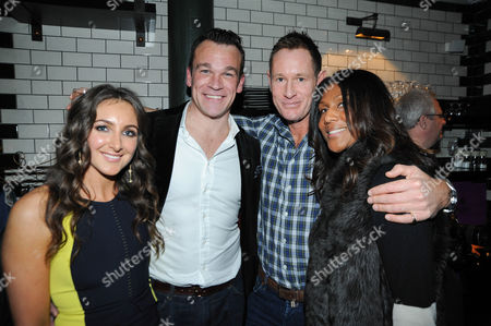 Editorial picture of Natasha Corrett 'Honestly Healthy Cleanse' book launch party, London, Britain - 14 Jan 2015
