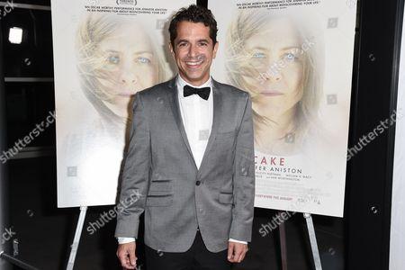Editorial image of 'Cake' film premiere, Los Angeles, America - 14 Jan 2015