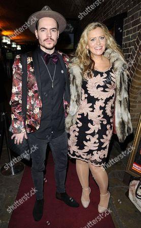 Tom Vaughn and Nicole Faraday