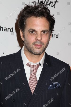 Editorial photo of 'Loitering with Intent' film premiere, New York, America - 14 Jan 2015
