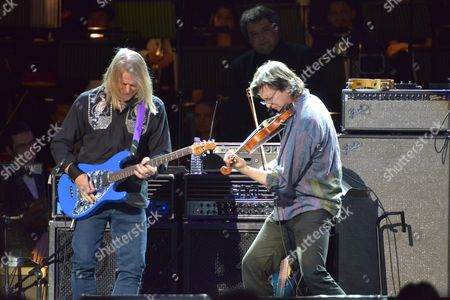 Celebrating Jon Lord at the Royal Albert Hall, London - Steve Morse Stephen Bentley-Klein