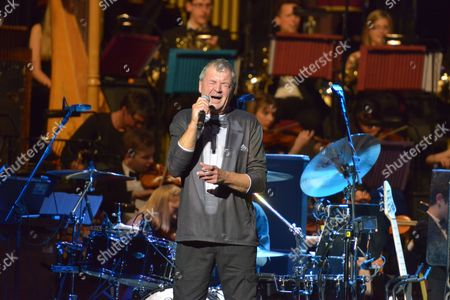 Celebrating Jon Lord at the Royal Albert Hall, London - Ian Gillan