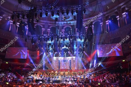 Celebrating Jon Lord at the Royal Albert Hall, London - The Orion Symphony Orchestra