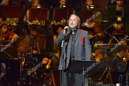Celebrating Jon Lord at the Royal Albert Hall, London - Miller Anderson