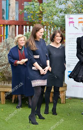 Dame Vivien Duffield, Catherine Duchess of Cambridge,