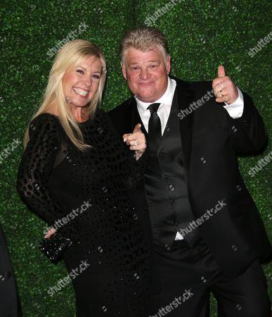 Stock Photo of Laura Dotson and Dan Dotson
