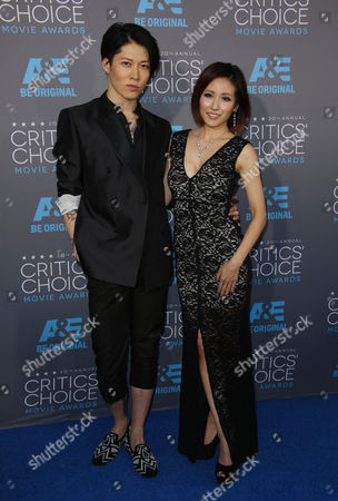 Editorial photo of 20th Annual Critics' Choice Movie Awards, Arrivals, Los Angeles, America - 15 Jan 2015