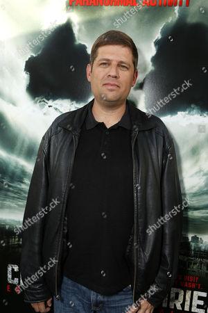 HOLLYWOOD, CA - MAY 23: Writer/Producer Oren Peli at Special Fan Screening of Warner Bros. 'Chernobyl Diaries' at ArcLight Cinemas Cinerama Dome on May 23, 2012 in Hollywood, California.
