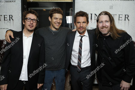 Editorial photo of Special Los Angeles Screening Of Summit Entertainment's 'Sinister'