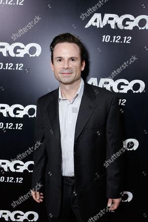 BEVERLY HILLS, CA - OCTOBER 04: Matt Nolan at the Los Angeles Premiere Of Warner Bros. Pictures' 'Argo' held at AMPAS Samuel Goldwyn Theater on October 4, 2012 in Beverly Hills, California. Matt Nolan
