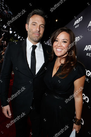 Editorial image of Los Angeles Premiere Of Warner Bros. Pictures' 'Argo' Beverly Hills Los Angeles, America.