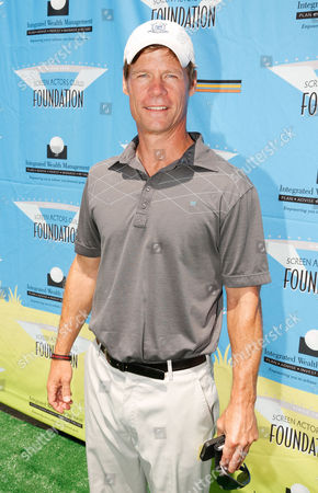 BURBANK, CA - JUNE 11: Joel Gretsch attends Screen Actors Guild Foundation 3rd Annual LA Golf Classic at Lakeside Golf Club on June 11, 2012 in Burbank, California. Joel Gretsch