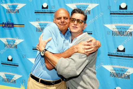 BURBANK, CA - JUNE 11: Kurt Fuller and Timothy Omundson attend Screen Actors Guild Foundation 3rd Annual LA Golf Classic at Lakeside Golf Club on June 11, 2012 in Burbank, California. Kurt Fuller Timothy Omundson