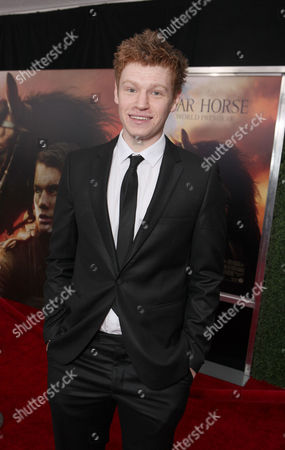 NEW YORK, NY - DECEMBER 04: Matt Milne at The World Premiere of DreamWorks Pictures' 'War Horse' at Avery Fisher Hall at Lincoln Center for The Performing Arts on December 04, 2011 in New York City, NY. Matt Milne