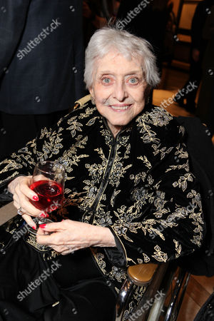 NEW YORK, NY - DECEMBER 04: Celeste Holm at The World Premiere of DreamWorks Pictures' 'War Horse' at Avery Fisher Hall at Lincoln Center for The Performing Arts on December 04, 2011 in New York City, NY. Celeste Holm