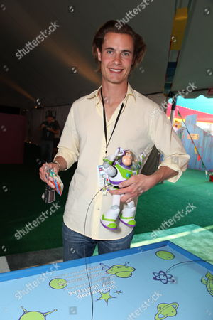 HOLLYWOOD, CA - JUNE 13: Erik von Detten at the World Premiere of Disney/Pixar's 'Toy Story 3' on June 13, 2010 at the El Capitan Theatre in Hollywood, California.