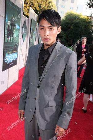 BURBANK, CA - JULY 12: Gregory Woo at a Special Screening of Disney's 'The Sorcerer's Apprentice' Benefitting The Creative Visions Foundation at Walt Disney Studios on July 12, 2010 in Burbank, California.