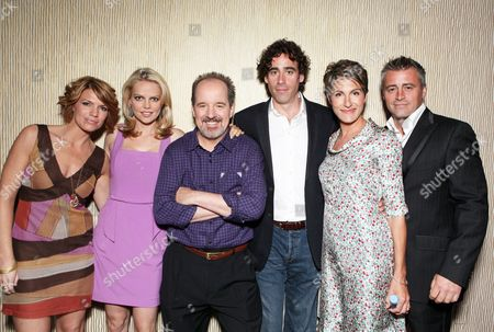 BEVERLY HILLS, CA - JULY 29: Kathleen Rose Perkins, Mircea Monroe, John Pankow, Stephen Mangan, Tamsin Greig and Matt LeBlanc at Showtime's 2010 Summer TCA Panels on July 29, 2010 at The Beverly Hilton Hotel in Beverly Hills, California.