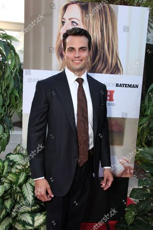 HOLLYWOOD, CA - AUGUST 16: Scott Elrod at the World Premiere of Miramax's 'The Switch' on August 16, 2010 at the Arclight Theatre in Hollywood, California.