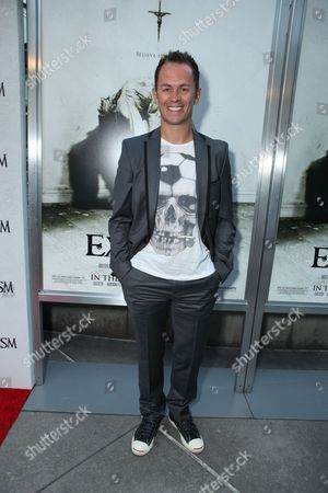 HOLLYWOOD, CA - AUGUST 24: Greg Ellis at the Los Angeles Special Screening of Lionsgate's 'The Last Exorcism' on August 24, 2010 at Arclight Hollywood in Hollywood, California.