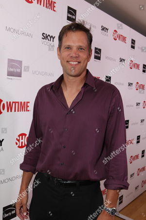 Editorial photo of Showtime's 2010 Emmy Nominees Party West Hollywood Los Angeles, America.