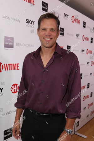 Stock Photo of WEST HOLLYWOOD, CA - AUGUST 28: Rick Peters at Showtime's 2010 Emmy Nominees Party on August 28, 2010 at Skybar at Mondrian in West Hollywood, California.
